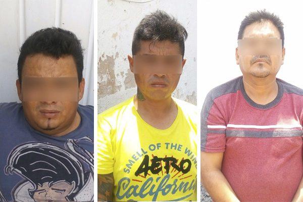 Desarticulan banda delictiva de tamaulipecos y veracruzanos que operaba en Puebla