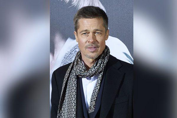 Aseguran que Brad Pitt está procesando la  muerte de dos grandes amigos