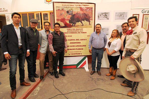 Toros en Tlaxcala