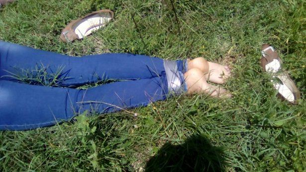 Amordazada y atada, encuentran cadáver de mujer en Amozoc