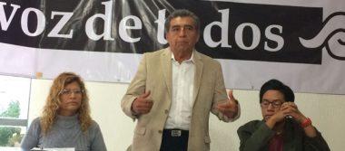 En Morena hay candidatos que sobran, asegura Abraham Quiroz