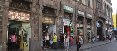 Mejoran ventas de vendedores formales con reubicación de ambulantes