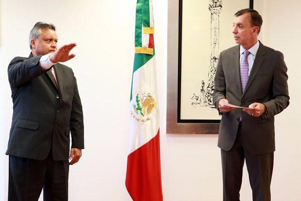 Hay nuevo delegado de Profepa en Puebla