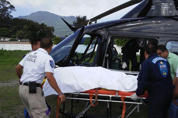 Balean a ex líder priísta en Xicotepec, matan a su escolta