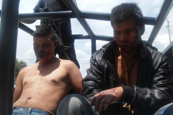 Pide policía de Tehuacán evitar más linchamientos