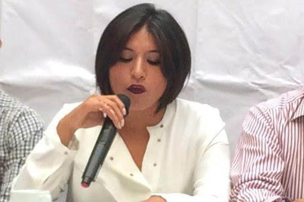 Alianza, la mejor arma del PRD para ganar en 2018: Roxana Luna