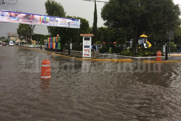 Pronostican lluvias intensas para Puebla en las próximas horas