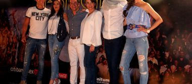 Sasha, Alix, Mariana, Benny, Erik y Diego abren cuatro fechas más para Timbiriche