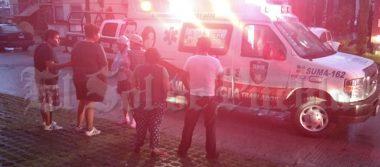 Adolescente se lanza desde quinto piso tras alcoholizarse con su prima