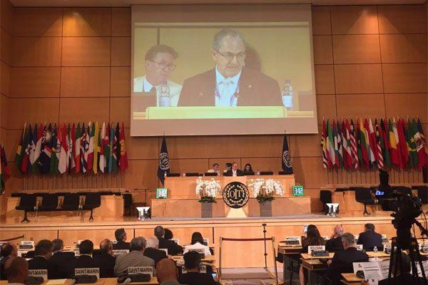 México presente en la 106a. reunión de la Conferencia Internacional del Trabajo