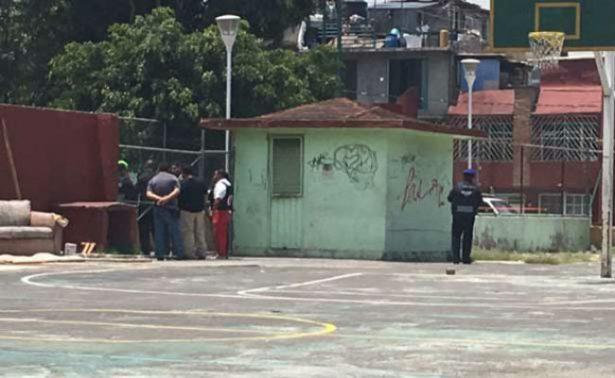 Hallan cuerpo desnudo de una niña dentro de cisterna en Iztacalco