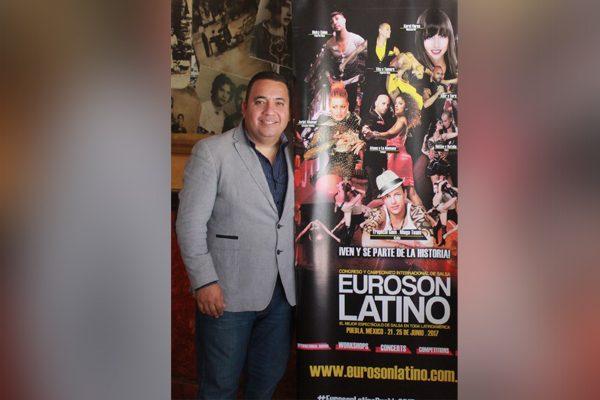 """Puebla será sede de """"Euroson Latino"""", el campeonato internacional de salsa del año"""