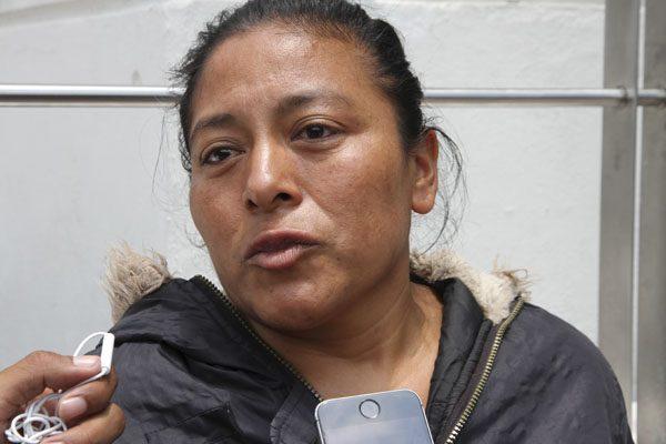 Liberación de Aduna despierta impotencia en familiares de los asesinados de Lomas de San Miguel