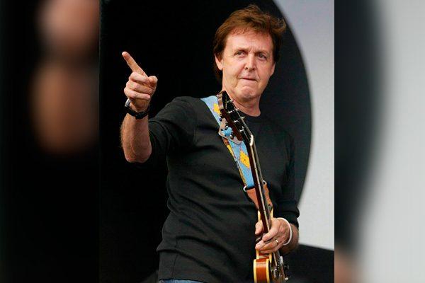 Paul McCartney festeja 75 años con condecoración de la reina y nueva gira