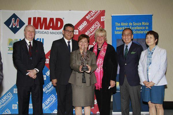 La Universidad Madero fue sede de una reunión mundial de instituciones metodistas