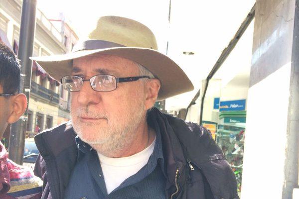 México necesita a ciudadanos en el poder, asegura el poeta Javier Sicilia