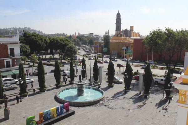 Registra Puebla primer sitio en turismo entre las ciudades patrimonio del país