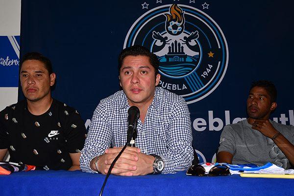 Muñoz y Marrugo se ponen la del Puebla