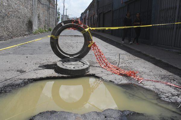 Ha erogado Comuna de Puebla 6 mil pesos por seguro contra baches