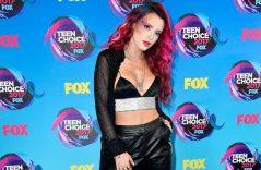[Galería] Outfits atrevidos en los Teen Choice Awards