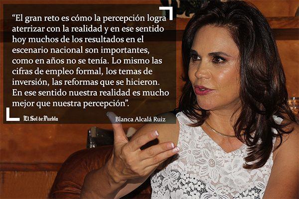"""[Entrevista] En este momento hay un """"stand by"""" en mis aspiraciones políticas: Alcalá"""