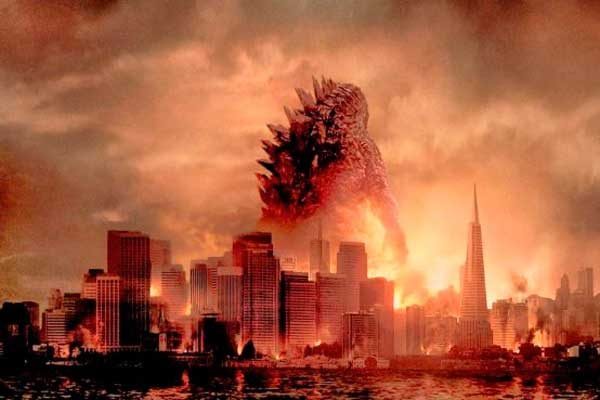 #VIDEO Godzilla 'destruirá' a México