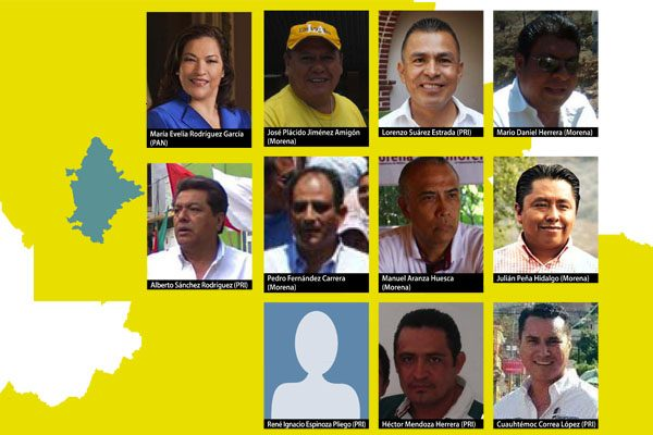 Izúcar: Claroscuros rumbo al 2018 | Mapeo electoral