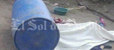 Entambados encuentran los cadáveres de dos niños en Cañadas Morelos
