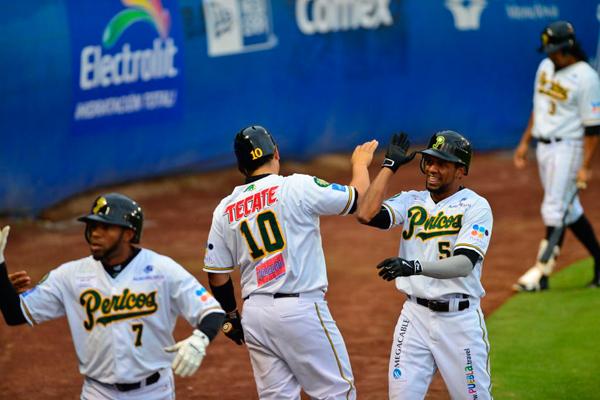 Tigres cae 7-1 ante Pericos de Puebla