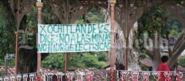 Piden transparentar plan hidroeléctrico en Xochitlán
