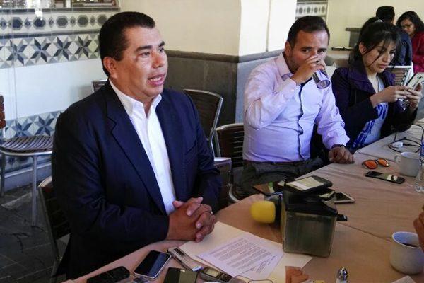 Une al PRI poblano reforma de estatutos, asegura Javier López Zavala