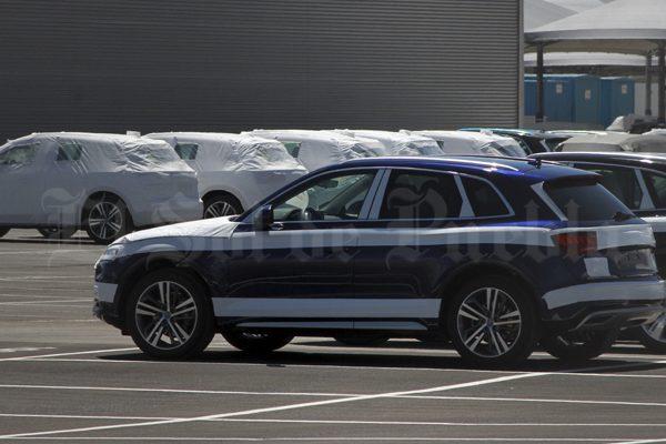 Redujo Audi 9.4% producción del Q5 por llegada de modelo nuevo