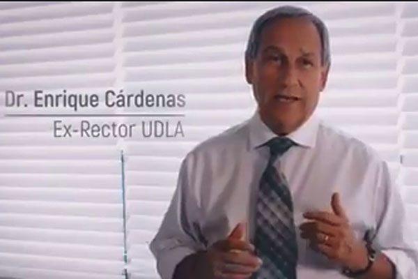 Enrique Cárdenas se destapa para la gubernatura de Puebla