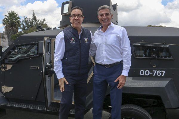 Llegará a Puebla operativo Fuerza Conago: Gali