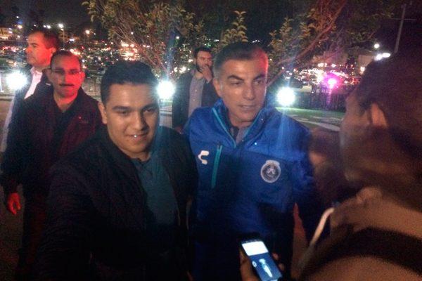Compara Tony Gali, garra de Lobos con apatía del Club Puebla