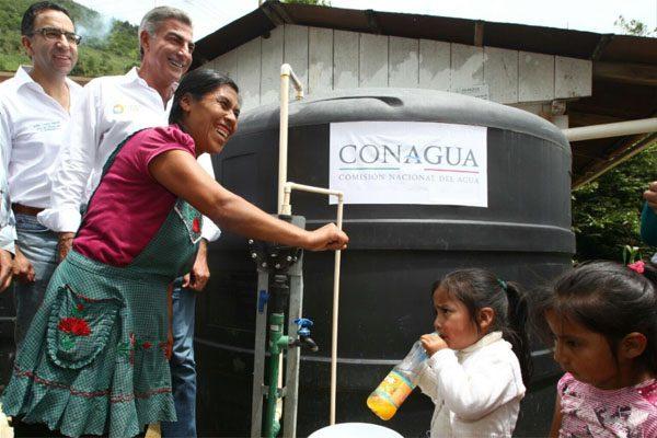 Firman Gali y titular de Conagua convenio para detonar infraestructura hidroagrícola