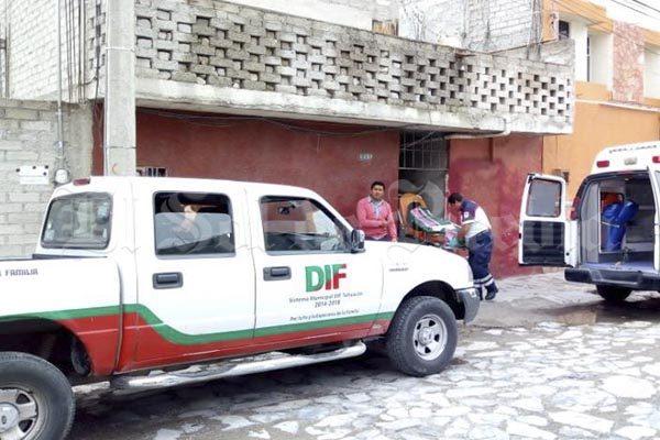 Rescatan a tres menores tras abandono de sus padres en Tehuacán