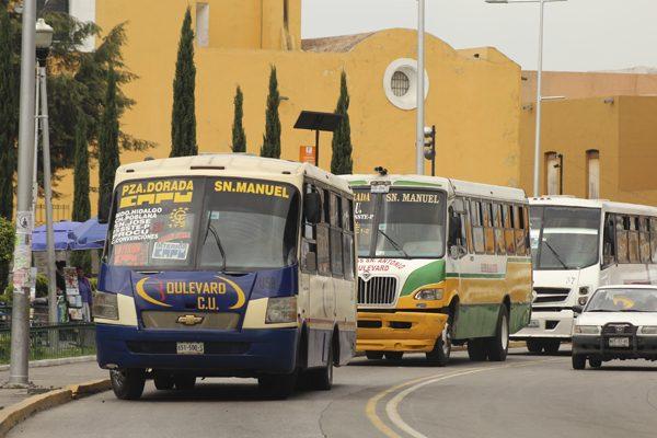 Asaltos en transporte público son ahora sin violencia: SSPTM