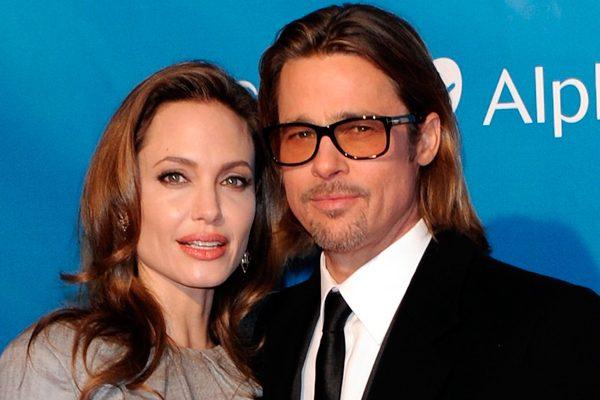 Angelina Jolie reconoció que no ha sido fácil separarse de Brad Pitt