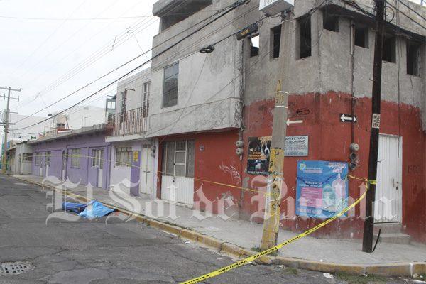 Electrocutado, fallece albañil en la colonia Belisario Domínguez