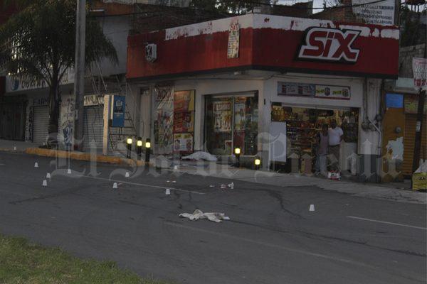 """Acribillan a la madre de """"El Luisito"""", recluido por asalto a transporte público"""