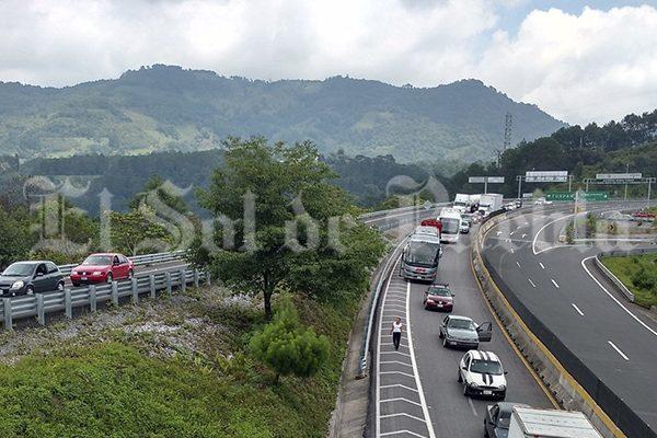 Rescatan a menor secuestrado en la autopista México-Tuxpan