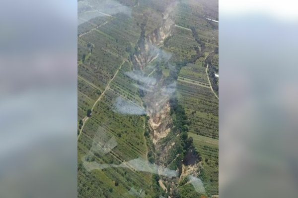 Alarma supuesta grieta en la zona del Iztaccihuatl tras sismo