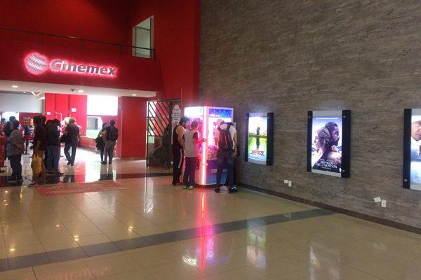 Sismo afecta a cadenas de cines con bajas de hasta un 60% de visitantes