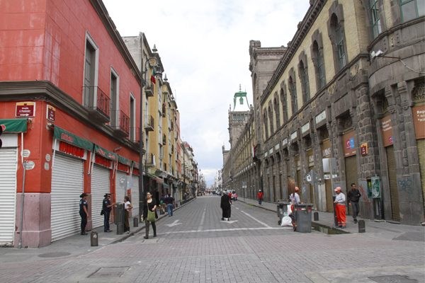 Con restricciones, reabren el Centro Histórico de Puebla tras terremoto
