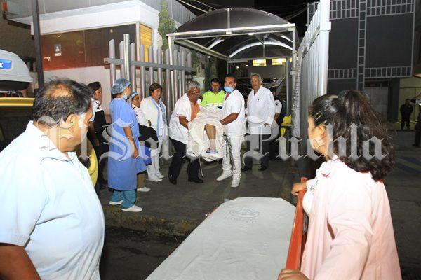 Sismo de 8.2 deja daños materiales en hospitales de Puebla