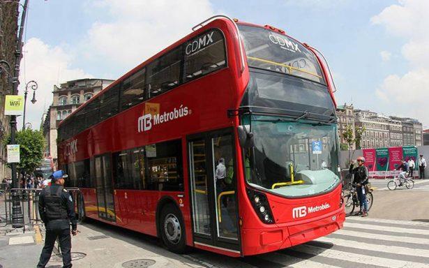 Emitirá la CDMX bonos en la BMV para L7 del Metrobús