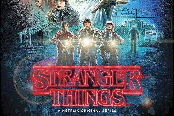 """Stranger Things"" La serie favorita para los premios Emmys"