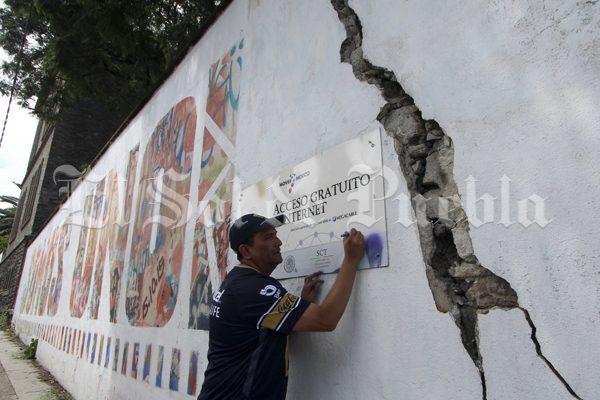 Dicen 'adiós' a escuelas de Puebla que serán reubicadas tras terremoto