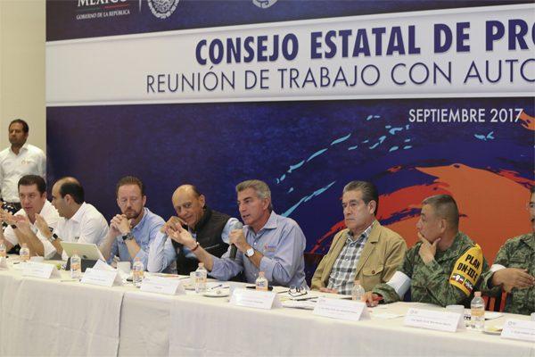 Habrá censo único para reconstrucción de Puebla tras terremoto